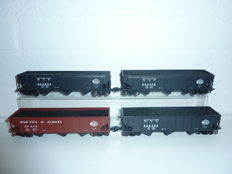 Märklin H0 - 45801 - Set of 4 carriages of USA New York Central