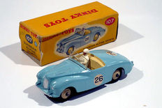 Dinky Toys - Scale 1/43 - Sunbeam Alpine Sports No.107