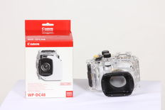 Waterproof Canon WP-DC48 case for PowerShot G15