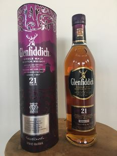 Glenfiddich 21 years old 'Valley of the Deer'