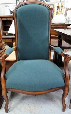 Voltaire vintage chair