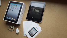 Apple iPad 1, 16GB with original box, charger, etc.