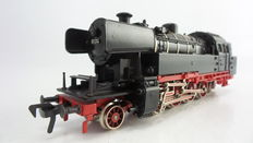 Fleischmann H0 - 1324 - Heavy tender locomotive BR 65 of the DB, with gold boiler rings
