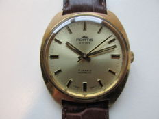 Fortis Swiss – men´s wristwatch - 1970s