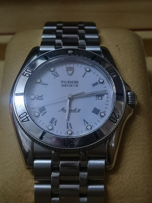 Tudor geneve monarch ii unisex watch catawiki for Tudor geneve watches