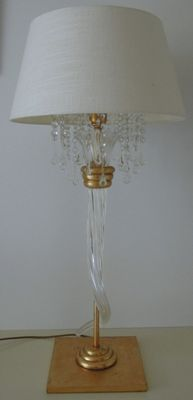 Gamma Delta Group - Murano glass table lamp - Nausicaa 9554 custom model