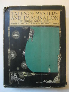 Edgar Allan Poe - Tales of mystery and imagination - 1923