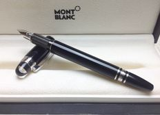 Montblanc Starwalker Platinum Resin Fountain pen - Very good condition! With box.