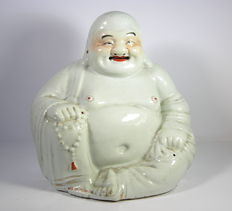 Buddha - porcelain - China - second half of the 20th century