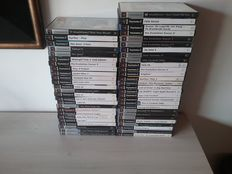53 PS2 Games (28 Games Without Manual)