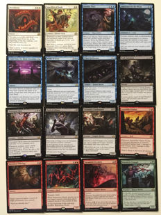 115 cards Magic The Gathering: MTG Rare Collection lot