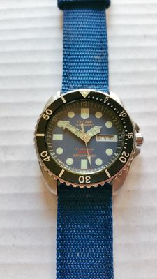 Citizen 200m Scuba Diver – Wristwatch – 1990s