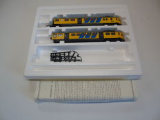 Lima H0 - 149730 – Two piece Electric train unit mat '46 'Muizenkop' of the NS