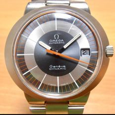 "<em class=""cw-snippet-hl"">Omega</em> Geneve Dynamic - Men's wristwatch - year manufacture 1969"