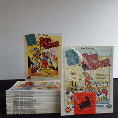 Dagobert Duck - Levensverhaal and reisavonturen - volumes 53-75 - sc - 1st edition - (1996/2006)