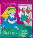 Alice's Girls tea