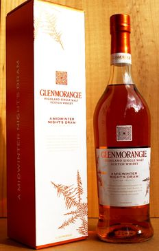 "Glenmorangie ""A Midwinter Night's Dram"" Highland Single Malt Whisky, 70сl, 43% vol. sold out"