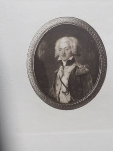 Picture miniature.; Jean de Bourgoing - The French Portrait Miniature + The Viennese Portrait Miniature - 2 volumes - 1926/1928