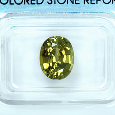 Crisoberillo – 3,50 ct