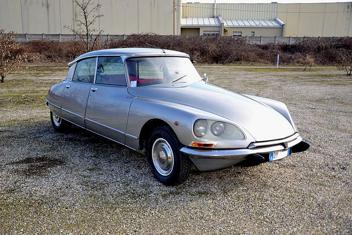 Citroën - ds 21 ie Pallas - 1972