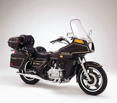 Honda - GL 1100 - Goldwing - 1983