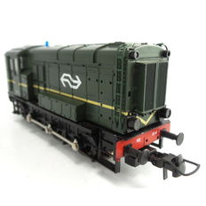"Roco H0 - 43397 – Diesel-/Shunting locomotive Series 500/600 ""Hippel/Bakkie"" of the NS, no. 614"