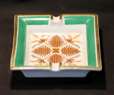 Hermes Paris - Porcelain Vintage Ashtray