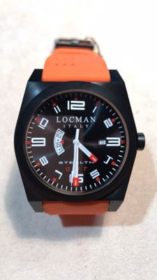 Locman Stealth - Men's watch - 2014