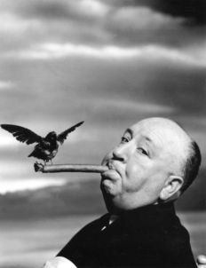 Philippe Halsman - Walter Fisher - Alfred Hitchcock - 1968