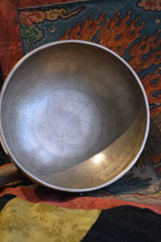 Singing bowl Ohm – Nepal – Second half of the 20th century