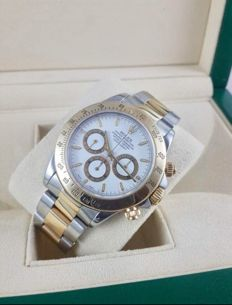Rolex Oyster Perpetual Cosmograph Daytona 16523 - Mens wristwatch - 1991