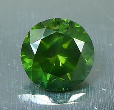 Green Diamond – 1.62 ct