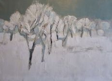 Roger Mühl (1929-2008) – The frost