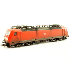 Roco H0 - 73678 - E-locomotive BR 186 weathered of the DB