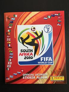 Panin - Worldcup 2010 South Africa - complete album.