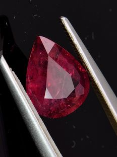 Ruby - 2.35 ct