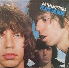 The Rolling Stones + Mick Jagger : A Lot of 9 very nice LPs including 2 double albums ( total 11 LPs )
