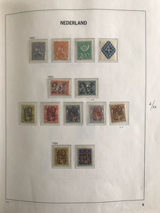 The Netherlands 1852/1969 – Collection in Davo Crystal album