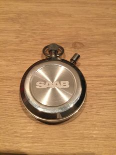 SAAB stopwatch chrome one-off edition