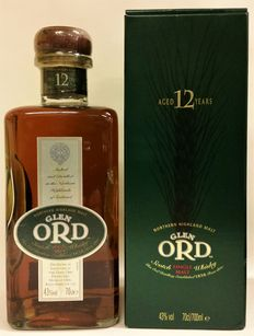 Glen Ord 12 years old - Discontinued bottling