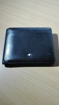Montblanc Banknotes and Cards Holder in Genuine Leather