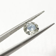 Diamant 1.08ct H SI2