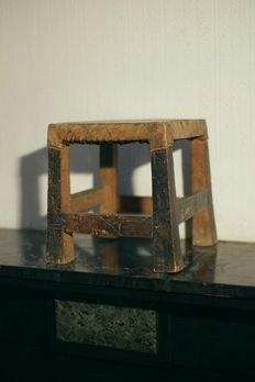 A small stool - TSCHOKWE - D.R. Congo