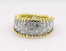 3.15 Ct estate ring - No reserve price!