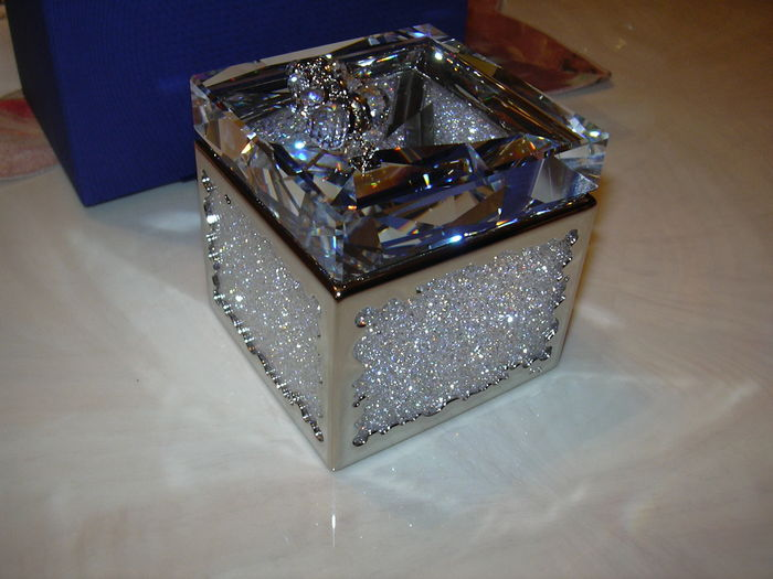 Swarovski - Crystalline Jewellery Box.
