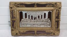 Wall decoration last supper - the Netherlands - 1st half 20th century