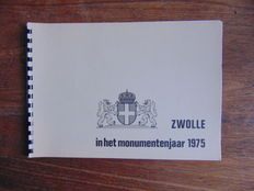 Kees van Strien - Zwolle in the Monument year 1975 - edition from 1974
