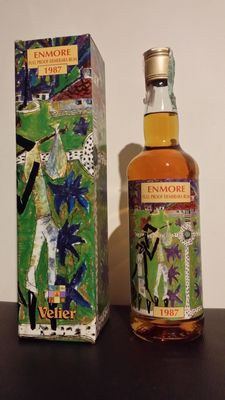 Rum Enmore 1987 Velier - Full Proof