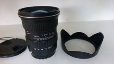 Tokina 11-16 ATX PRO AF ultra wide angle lens for Canon Digital.