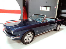 Ford - Mustang Cabriolet - 1966